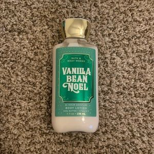 Bath and Bodyworks lotion
